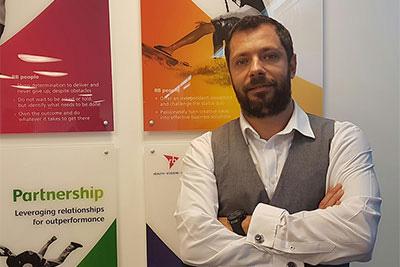 Membru în Consiliul Director RASCI  – Ioan-Costin Vasilescu