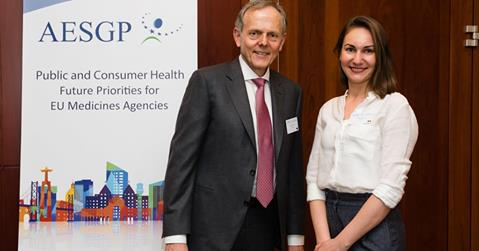RASCI La Conferința AESGP Cu Președinții Agențiilor Medicamentului Din Europa