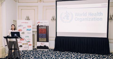 RASCI La Health & Lifestyle Trade Fair, Organizat De Camera De Comerț Britanică-Română