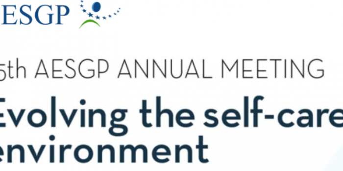 Evolving The Self-care Environment – AESGP Conference Report
