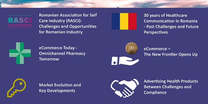 Eveniment Nicholas Hall & RASCI: Self Care In Romania: Pharma Or FMCG Business?