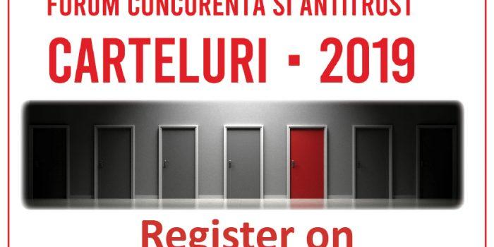 Forum Concurenta Si Antitrust