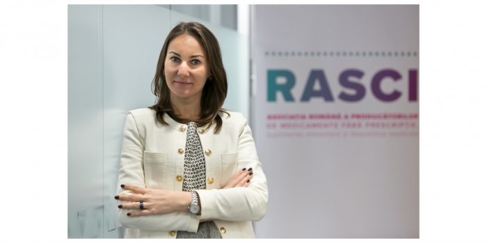 Interviu Cu Diana Mereu, Director Executiv RASCI