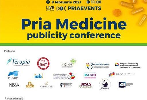 PRIA Medicine Publicity 2021